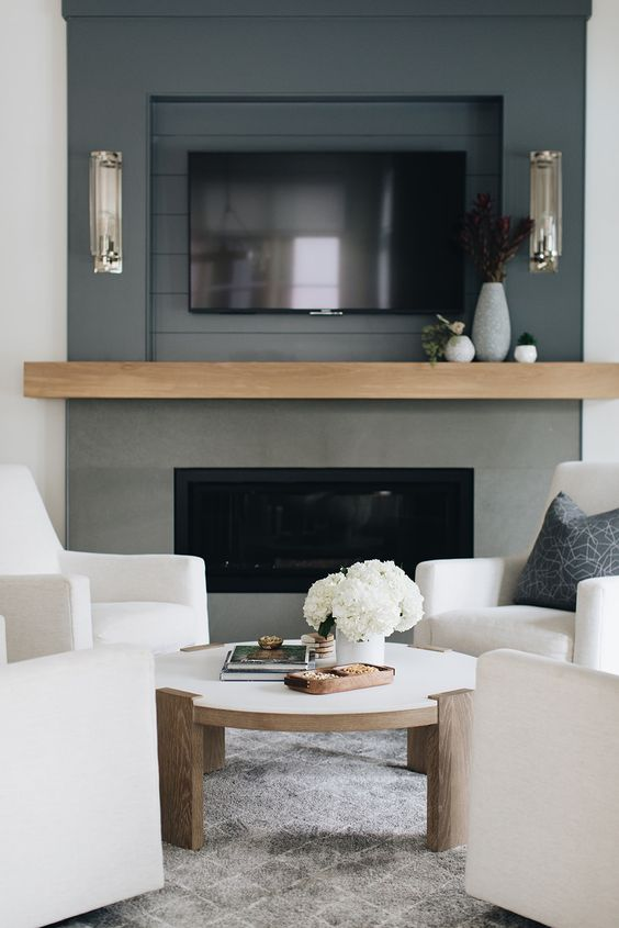 Living Room with TV Ideas 17