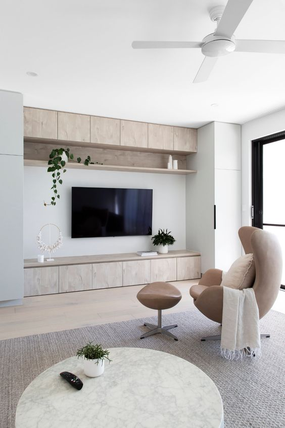 Living Room with TV Ideas 21