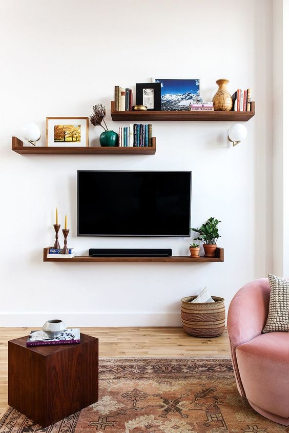 Living Room with TV Ideas 7