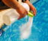 how to maintain a saltwater pool feature