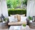 How to Enclose a Patio feature