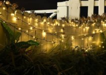 How to Hang String Lights in Backyard without Trees with Only 3 Steps