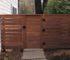 how to build a fence gate feature