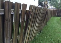 How to Fix Leaning Fence Easily and Cheaply with 5 Quick Steps