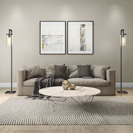 How to Light a Living Room with No Overhead Lighting 1