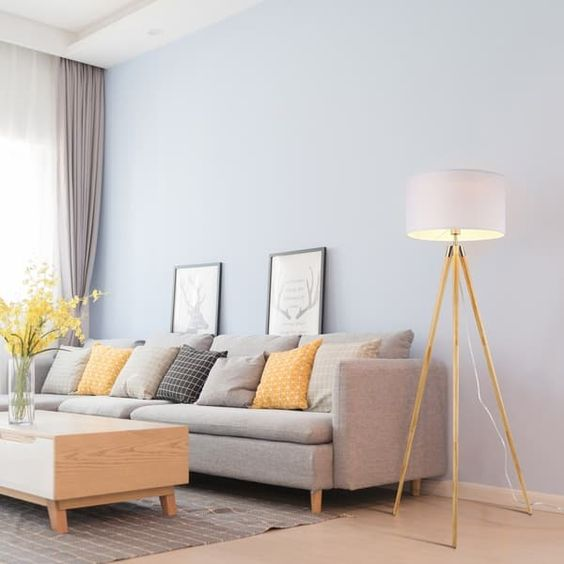 How to Light a Living Room with No Overhead Lighting 3