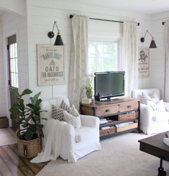 How to Light a Living Room with No Overhead Lighting 5