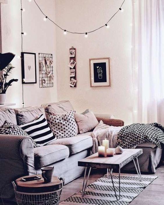 How to Light a Living Room with No Overhead Lighting 6