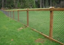 how to build a wire fence feature