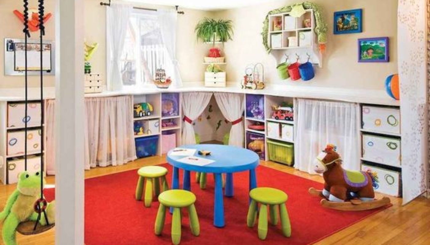 How to Create a Kids-Friendly Playroom 1