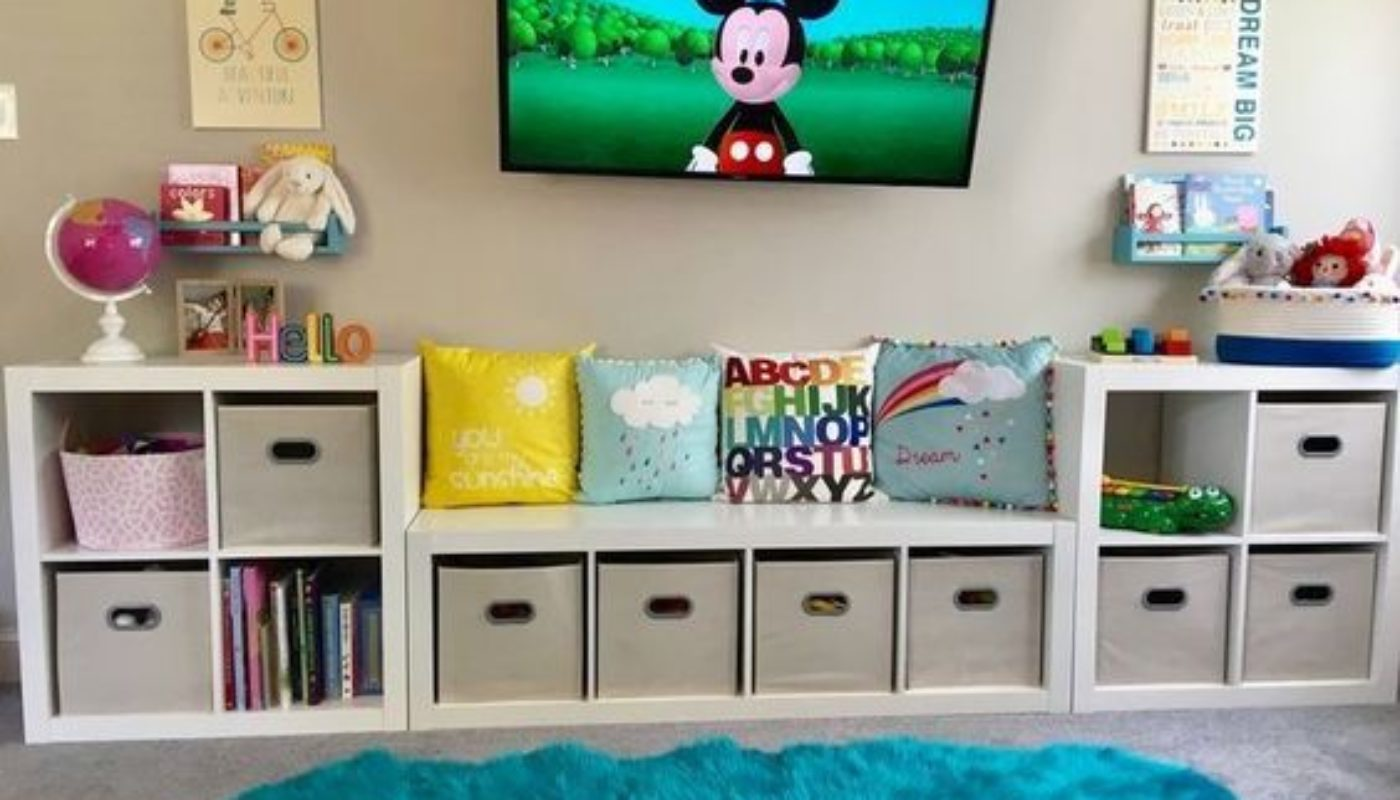How to Create a Kids-Friendly Playroom 2