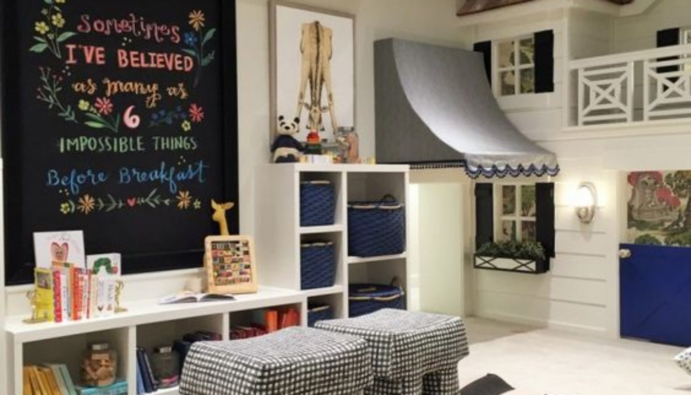 How to Create a Kids-Friendly Playroom 9