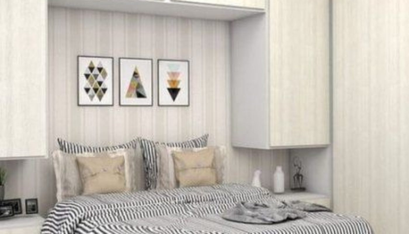 How to Optimize the Storage of Small Bedrooms 6