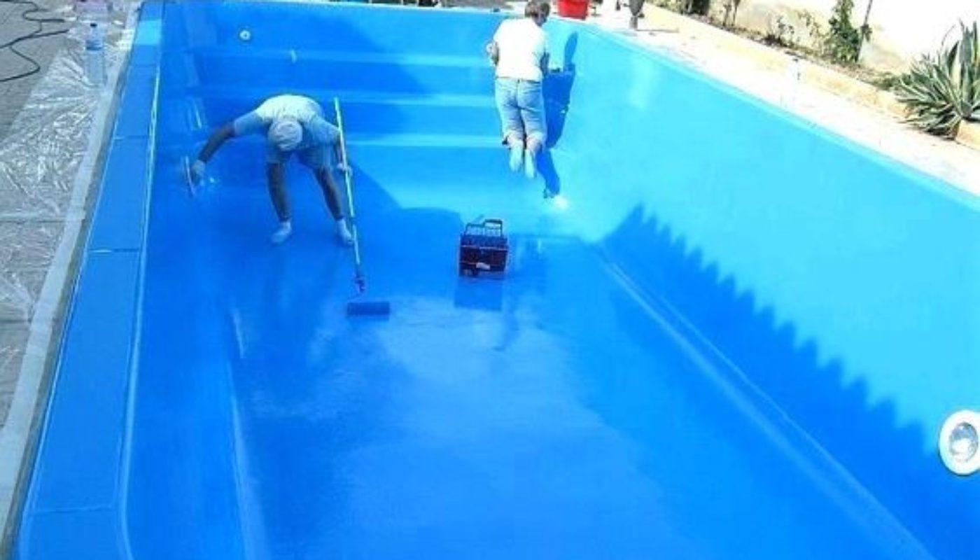 Epoxy Pool Paint 1