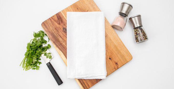 Different Ways To Use Flour Sack Towels