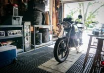 Motorbike Storage: 4 Tips For Keeping Your Ride Safe