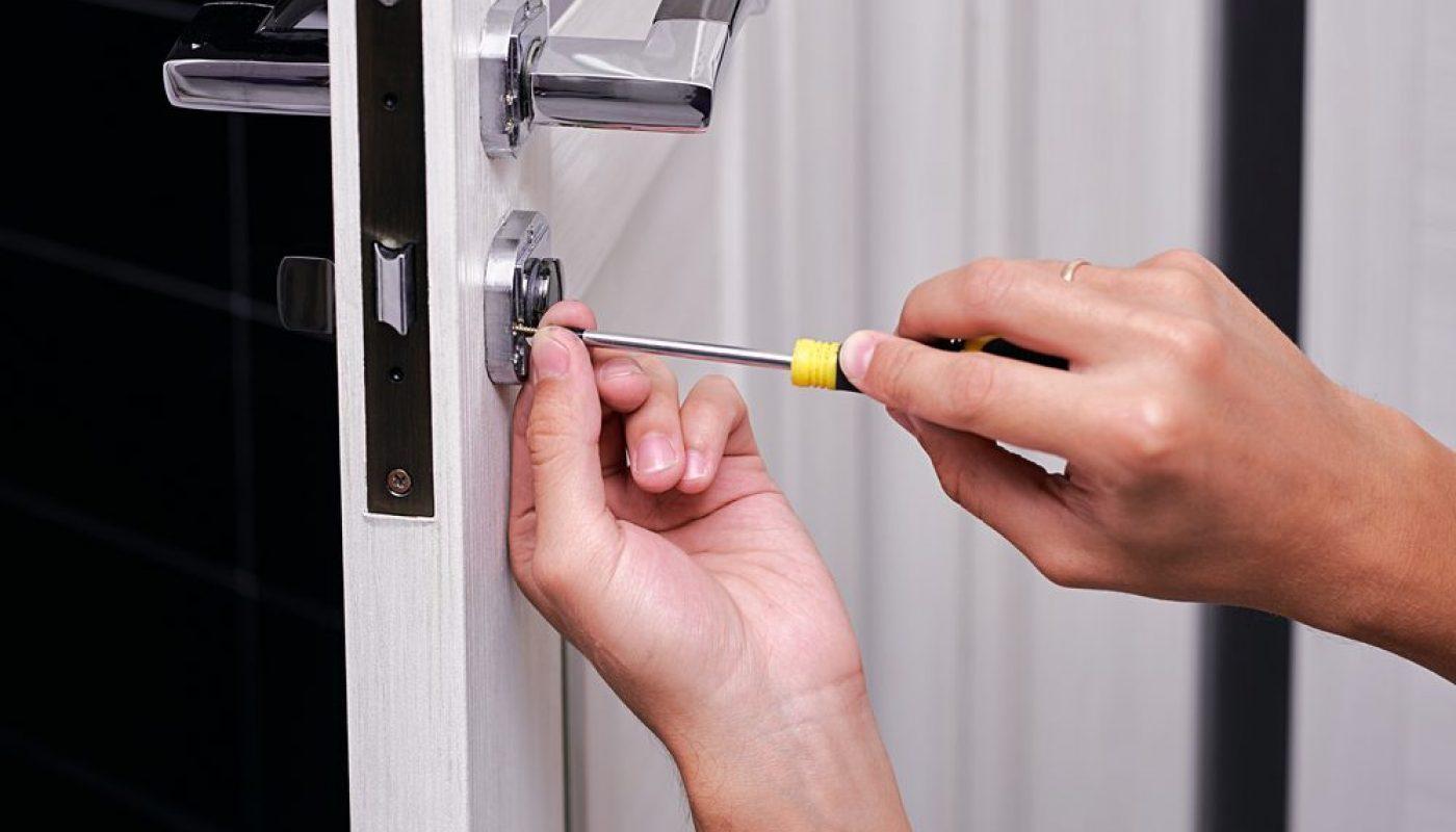 How to Unlock Bedroom Door without Key 4