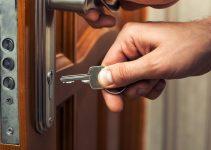 How to Open Locked Bedroom Door