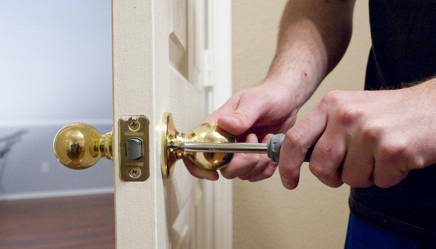 How to Open Locked Bedroom Door 5