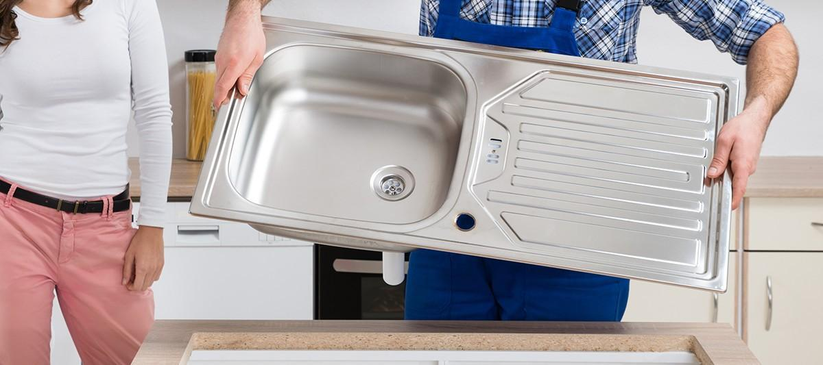 How to Replace a Kitchen Sink