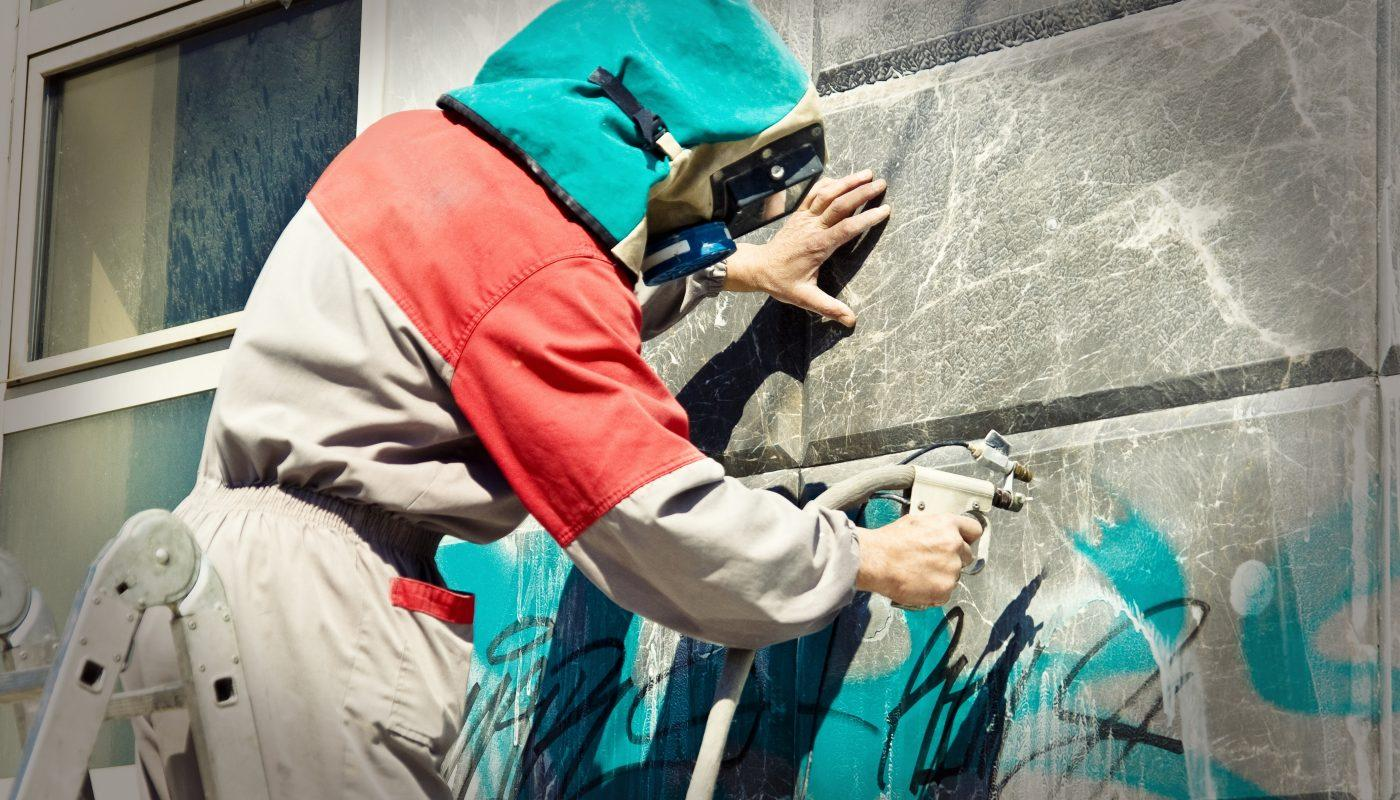 How To Effectively Remove Graffiti From Any Surface