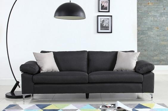 How to Decorate Small Living Room 1