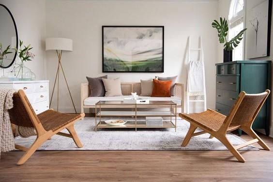 How to Decorate Small Living Room 3