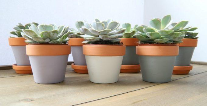 How to Decorate a Flower Pot Tutorial   Easy & Cheap DIY Project
