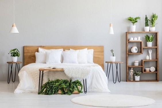 How to Decorate a Minimalist Bedroom 1