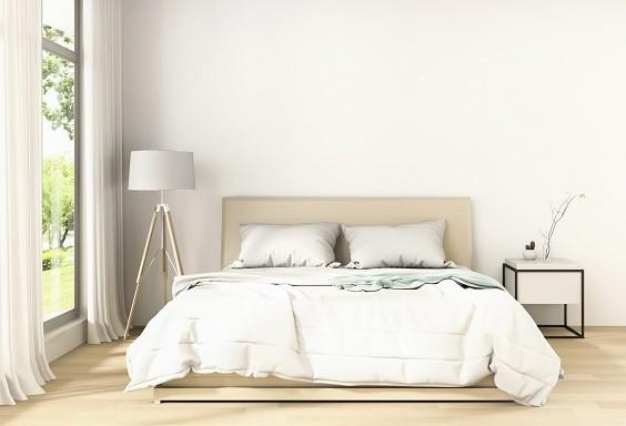 How to Decorate a Minimalist Bedroom 3