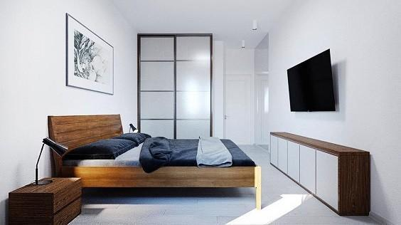 How to Decorate a Minimalist Bedroom 5