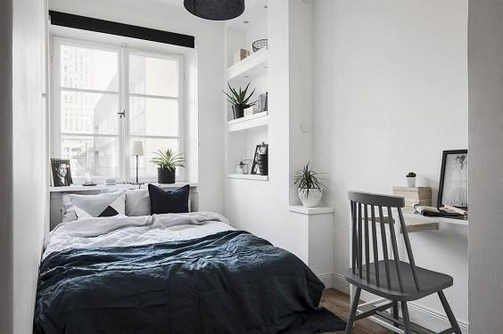 How to Decorate a Minimalist Bedroom