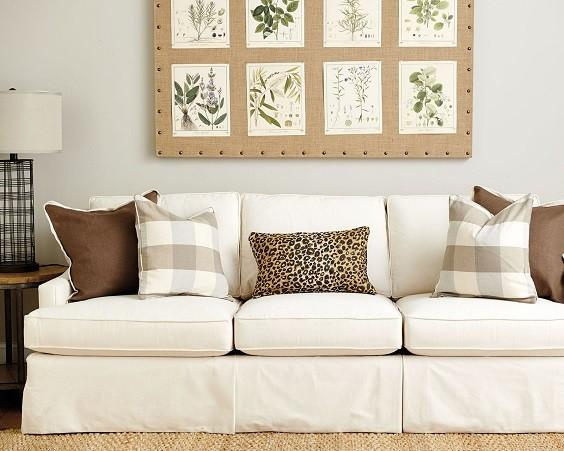 How to Decorate with Throw Pillows 4