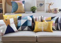 How to Decorate with Throw Pillows | Living Room Decor Hack