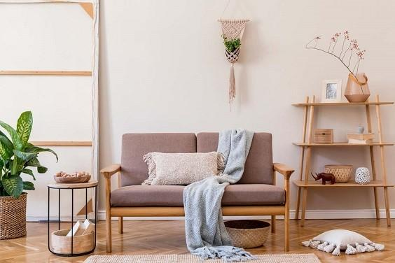 how to decorate rustic style a