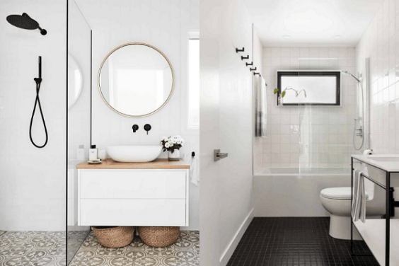 how to decorate small bathroom 1