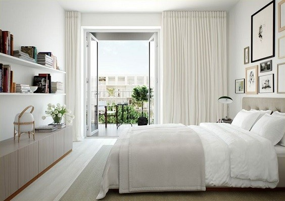 How to Choose Bedroom Curtains 1