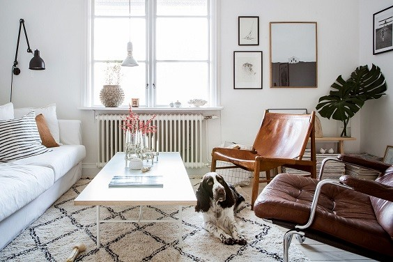 How to Choose Furniture for Small Living Room 1