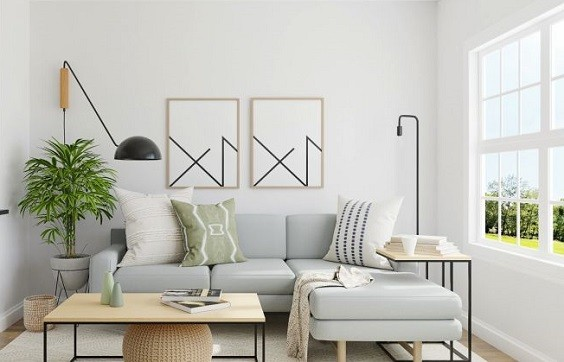 How to Choose Furniture for Small Living Room