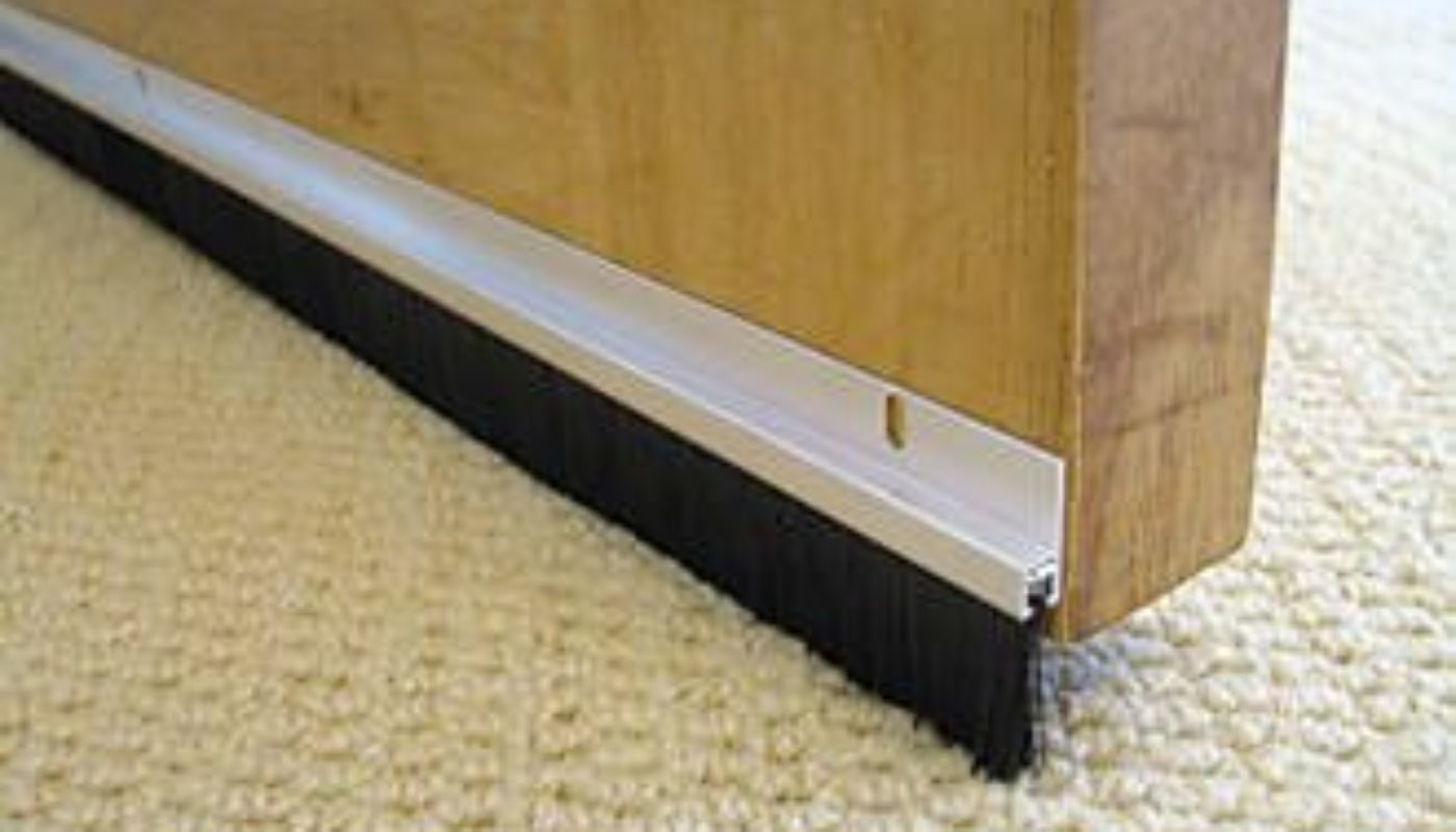 How to Soundproof a Bedroom Door 8