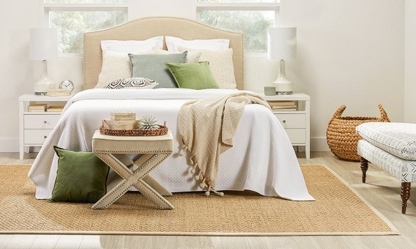 how to choose bedroom carpets feature