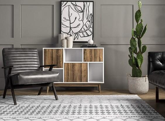 how to choose living room rug