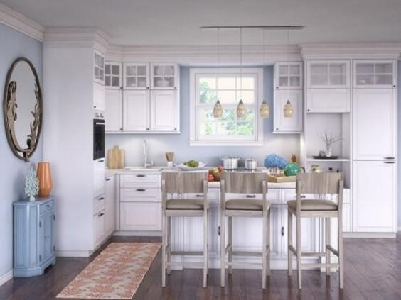 how to decorate a small kitchen 2