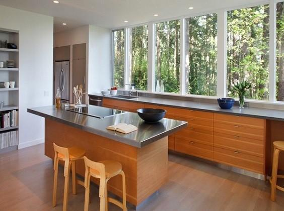 how to decorate a small kitchen 3