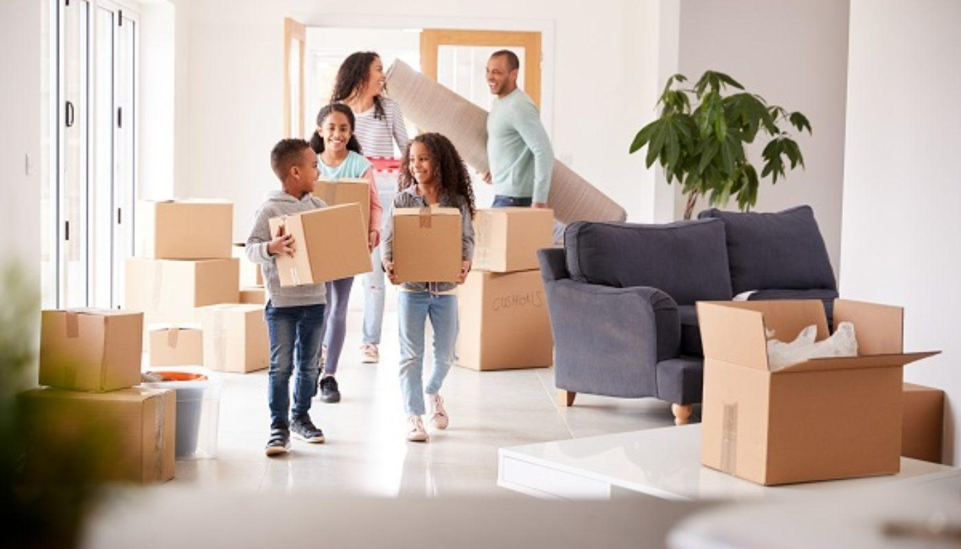 7 Home Organization Tips After Moving To A New Residence