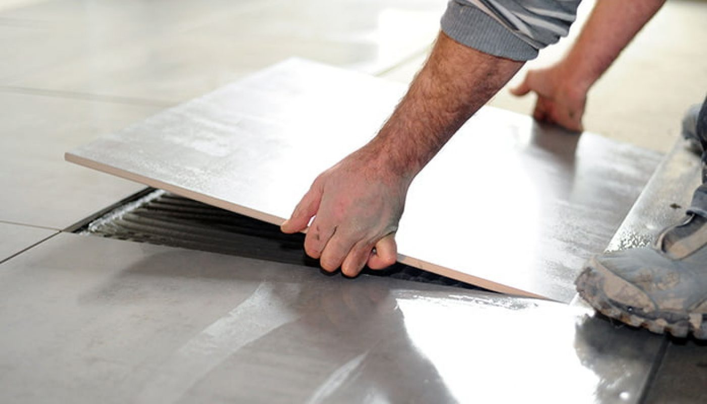 How to Remove Bathroom Tile 4