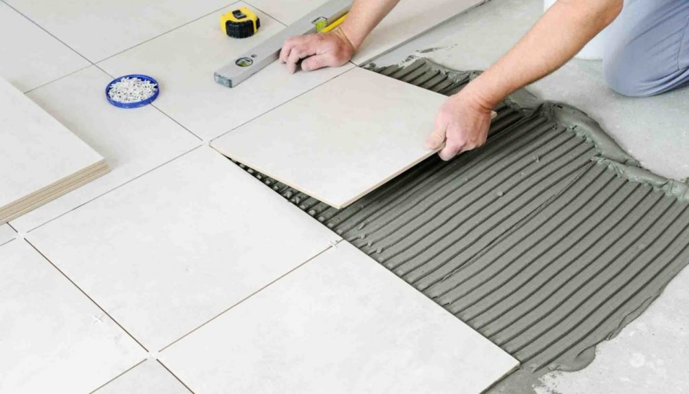 How to Remove Bathroom Tile 7