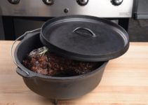 How to Season a New Cast Iron Dutch Oven for the First Time